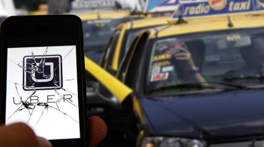 Trafik Cezası- Bad News For Uber